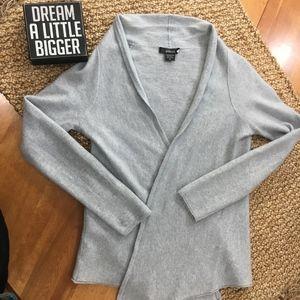 PURE AMICI l Light Blue cardigan size M